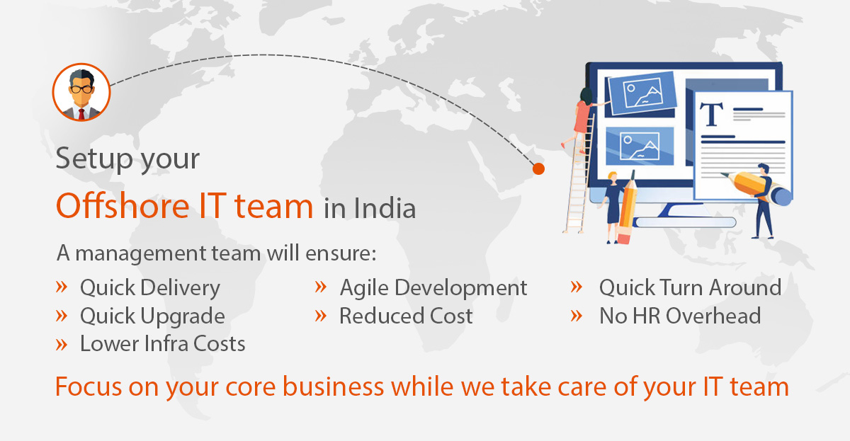 Setup your Offshore development center in India