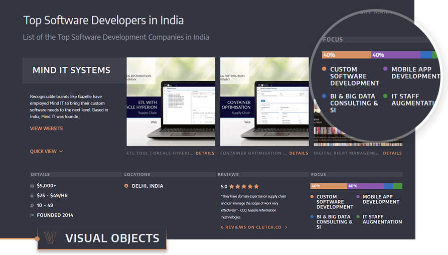 Top Software Developers in India
